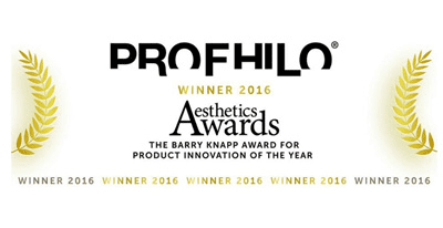 Profhilo won the Best Products Awards 2016-2018